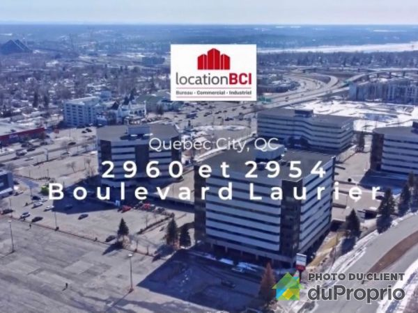 2954, boulevard Laurier, Ste-Foy à louer
