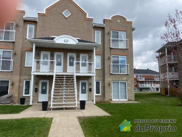 3-432 rue Gabrielle-Roy, Lévis for rent