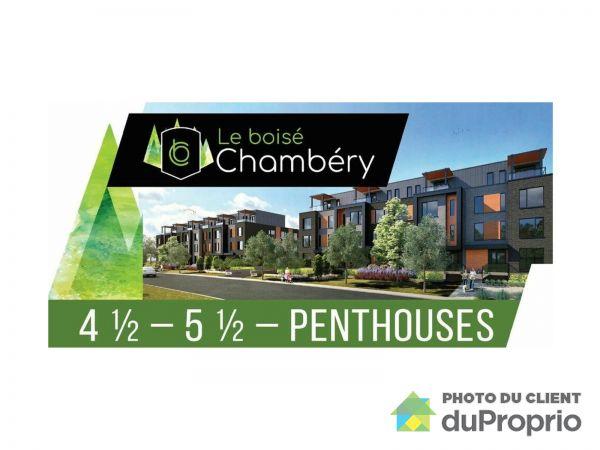 95, boulevard De Chambéry - unité 5 ½ - Le boisé Chambéry, Blainville à louer