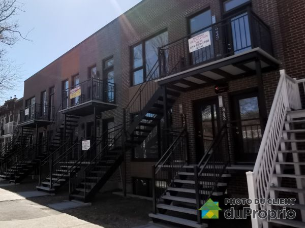 8634 avenue Casgrain, Villeray / St-Michel / Parc-Extension for rent