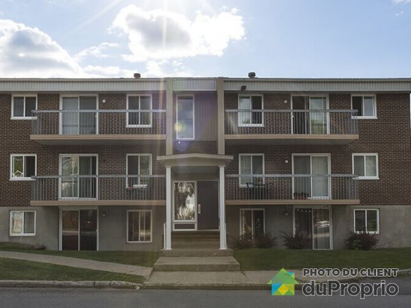 Apartment - 3-6799 Rue St-Georges, Lévis for rent