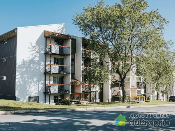 Apartment - 8-2348 Rue Jean-Durand, Ste-Foy for rent