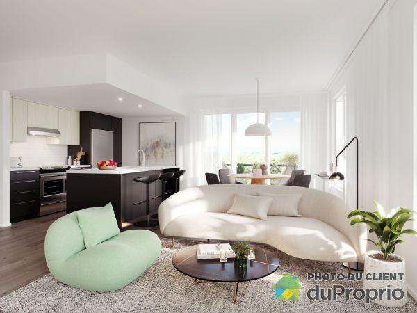 306, rue Crevier - Noria - unité 204, Saint-Laurent à louer