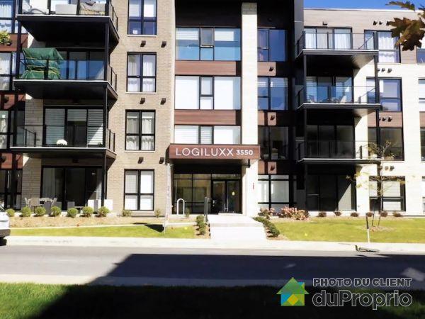 3550, rue Roland-Marquette- Habitations locatives pour retraités, Longueuil (St-Hubert) à louer