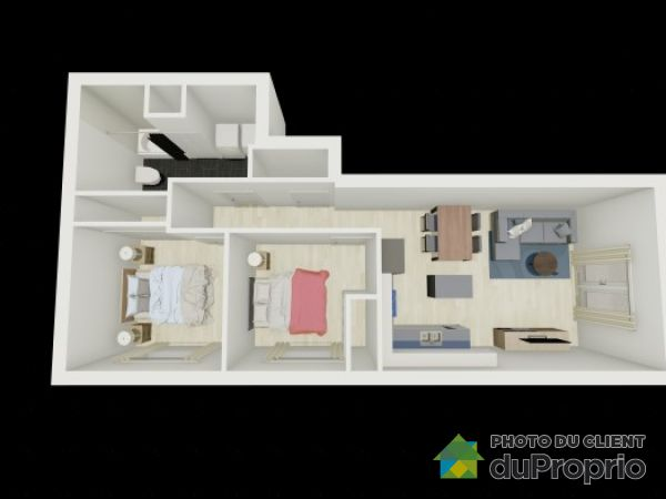 Hallée-842 2351 Harold-Cooke, Sherbrooke (Mont-Bellevue) for rent