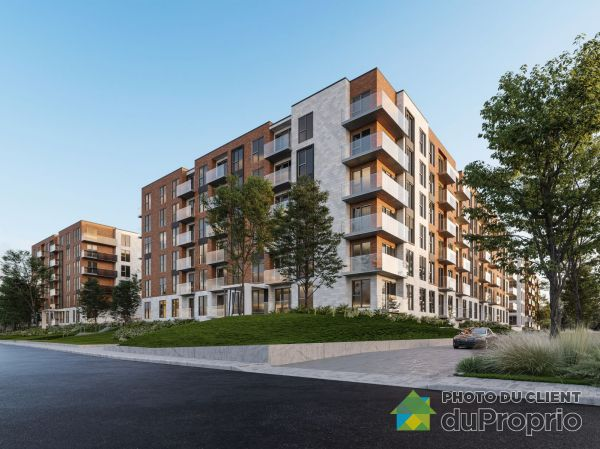306, rue Crevier - Noria - unité 501, Saint-Laurent à louer