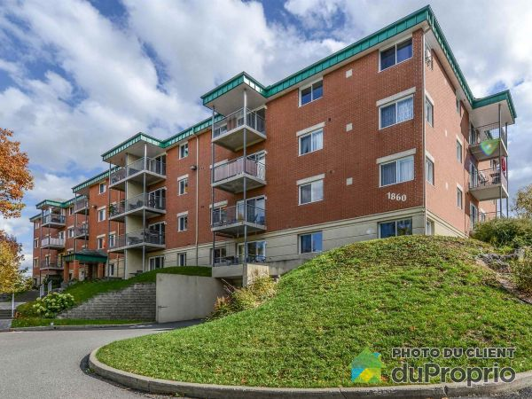 Apartment - 204-1859 Boulevard Guillaume-Couture, St-Romuald for rent