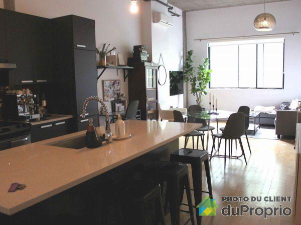 214-8595 rue Saint-Dominique, Villeray / St-Michel / Parc-Extension for rent