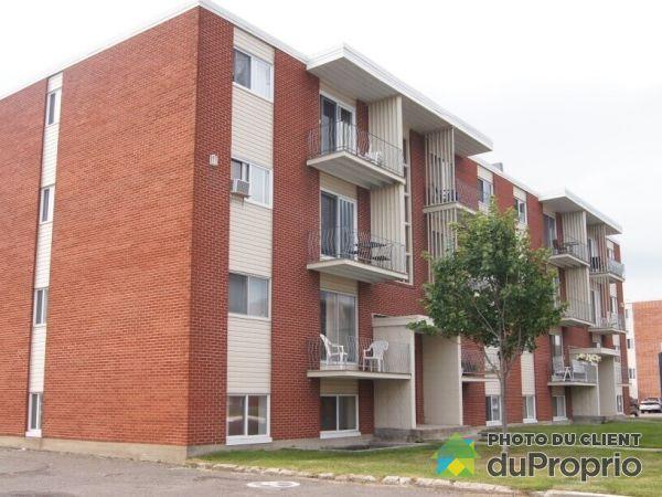 Logement - 6-462 49ième Rue Ouest, Charlesbourg à louer