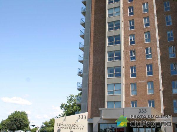 703-333 rue Riverside - Projet Le Sans Soucy, St-Lambert for rent