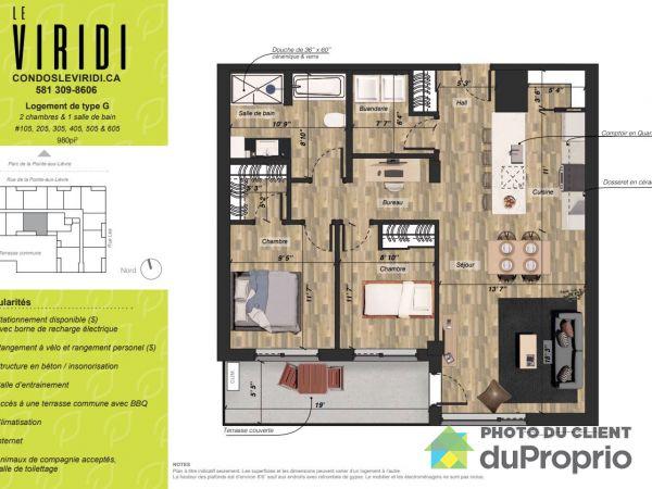 40 rue de la Pointe-aux-lièvres, Limoilou for rent