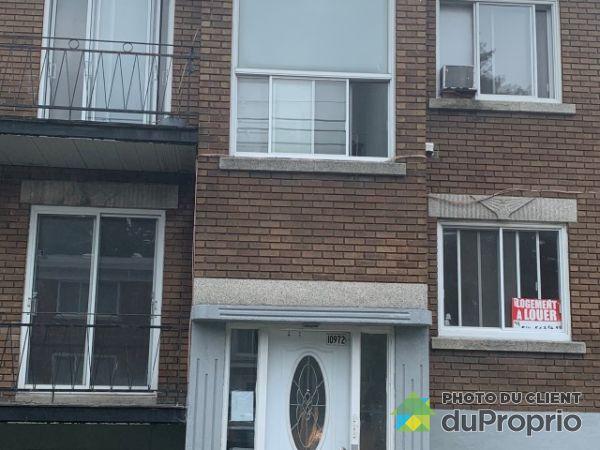 1-10972, avenue Hébert, Montréal-Nord à louer