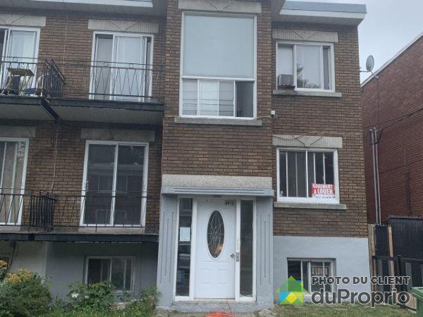 2-10972, avenue Hébert, Montréal-Nord à louer