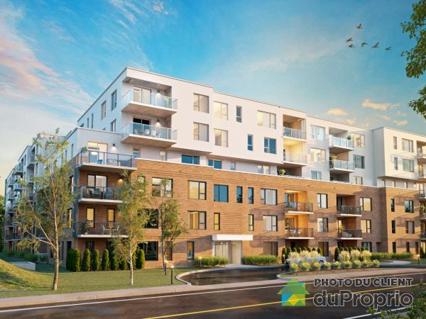 208-200 rue Saint-Georges - Projet Le Loggia - Phase 3, St-Lambert for rent