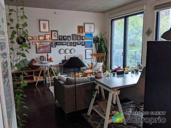210-3810 rue Saint-Antoine Ouest, Le Sud-Ouest for rent