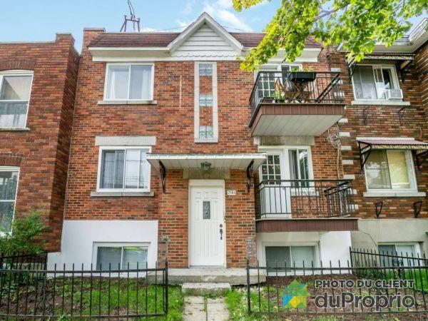 121-4951, Rue Ontario Est, Mercier / Hochelaga / Maisonneuve à louer
