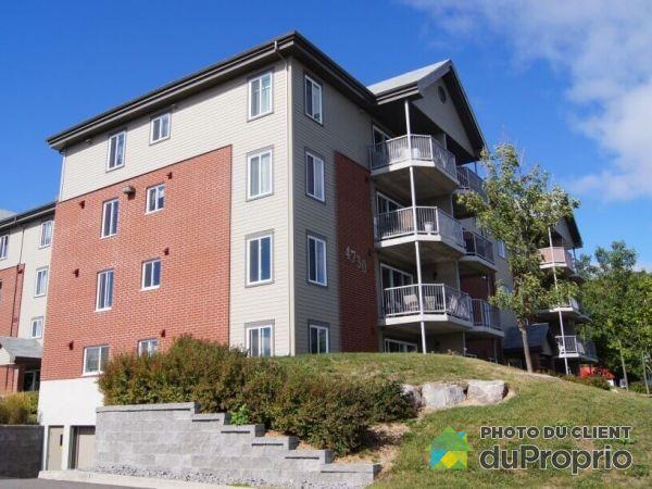 Apartment - 108-4730 Route Ste-Geneviève, Neufchatel for rent