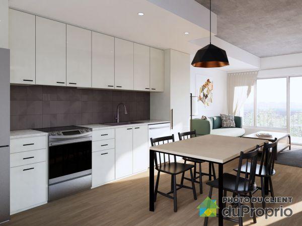 8325 avenue Christophe-Colomb - Octave Villeray - unité 407, Villeray / St-Michel / Parc-Extension for rent