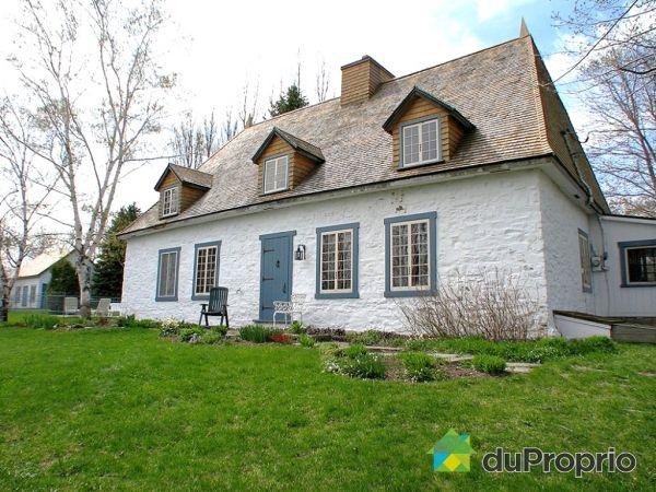 6248, chemin Royal, Ile d'Orléans (St-Laurent) à vendre
