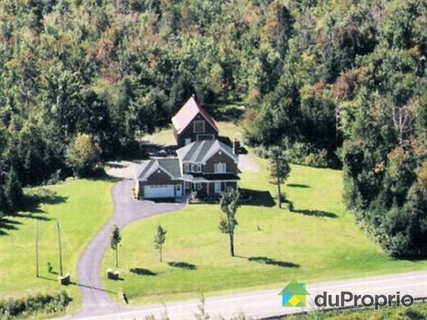 Aerial View - 99 route 212 Ouest, La Patrie for sale