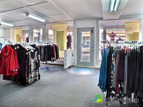 Commercial - 94 rue Saint-Jean Baptiste Est, Montmagny for sale
