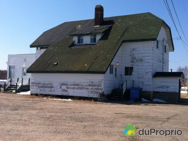 13, rue Tremblay, Baie-Trinite à vendre