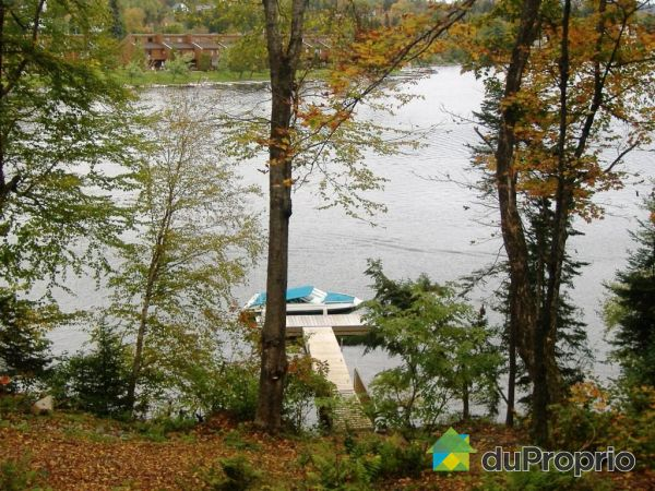 Waterfront - 73 chemin Impasse d'Auvergne, Ste-Agathe-Des-Monts for sale