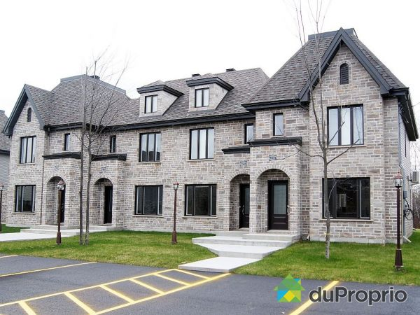 2464, boulevard Hamelin - Les Condos du Château - Par Construction D.M. Turcotte, Trois-Rivières (Trois-Rivières) à vendre
