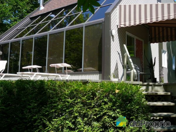 Sunroom - 3221 chemin du Lac Canard, Shawinigan (St-Gerard-Des-Laurentides) for sale
