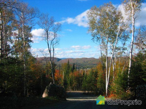 rue de l'Aube, Val-David for sale