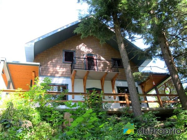 Rear View - 236 chemin du Lac du Brochet, Montcalm for sale