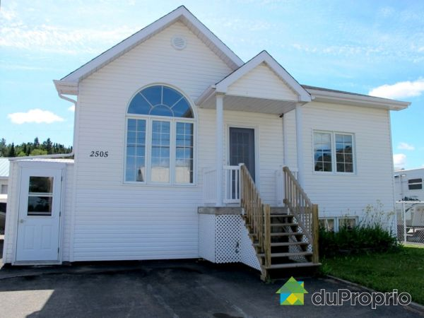 2505 rang St-Paul, Chicoutimi (Chicoutimi) for sale