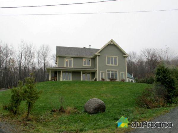 3430, chemin Dunant, Sherbrooke (Rock Forest) à vendre