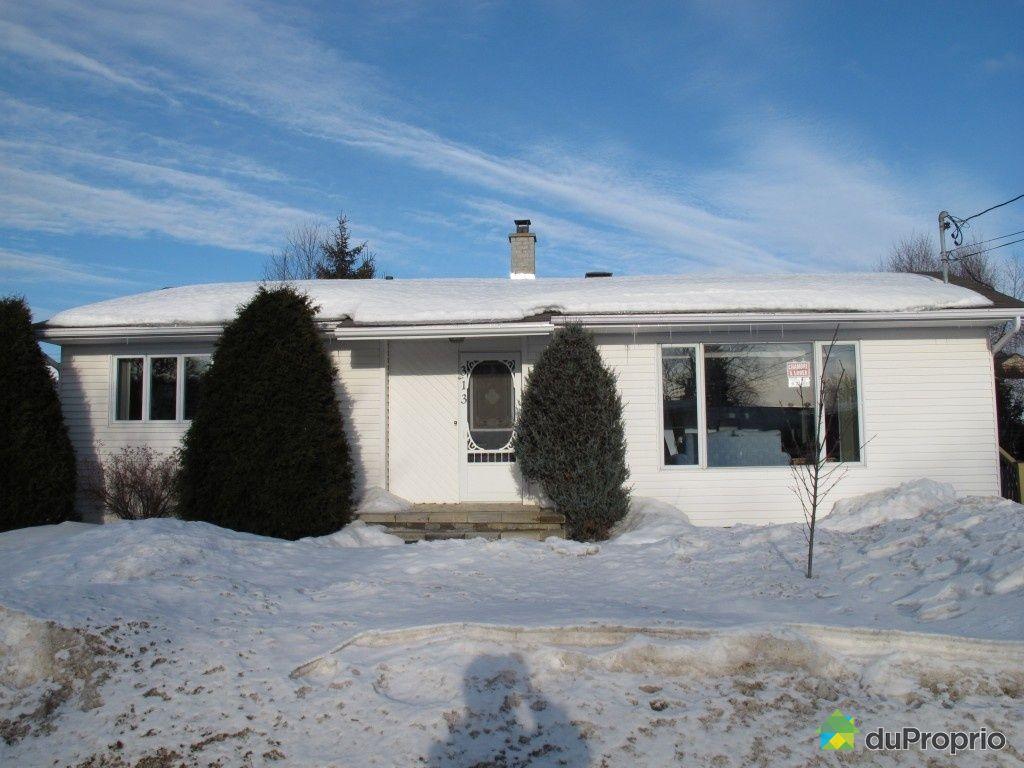 313 rue Bisson, Rivière-Du-Loup for sale