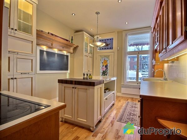 Kitchen - 6 avenue du Couvent, Beauport for sale