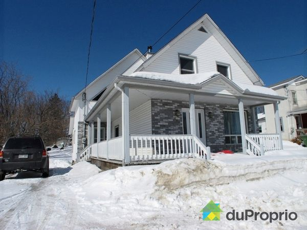 Side - 241 rue Saint-Henri, Montebello for sale