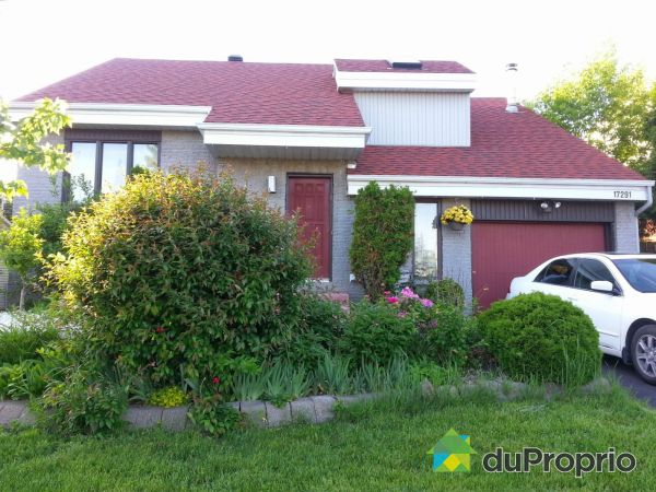17291 rue Antoine Faucon, Pierrefonds / Roxboro for sale