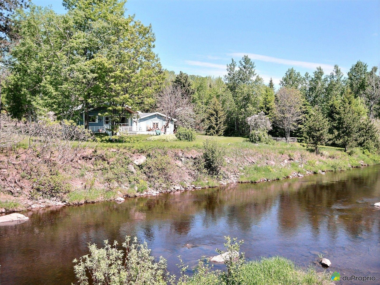 River - 5200 route du Pont-de-Broche, Ste-Hélène-De-Kamouraska for sale