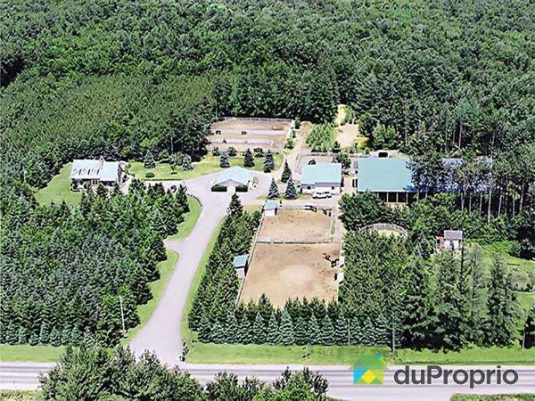 Aerial View - 5810 chemin de Saint-Jean, St-Félix-De-Valois for sale