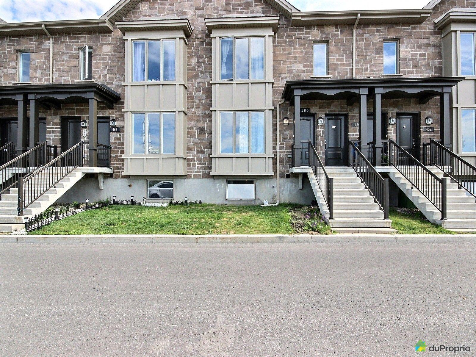 463, avenue J-Alphonse-Lachance, Lachine à vendre