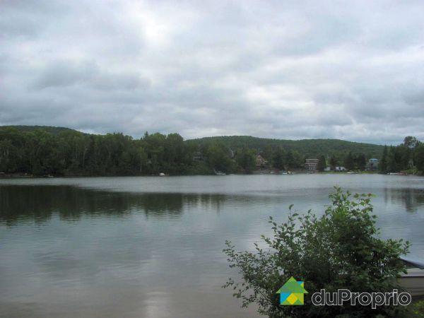 Vue sur le lac - 5, avenue Delisle, Rivière-à-Pierre à vendre