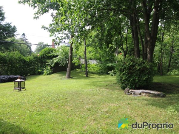 Side View -  rue Vaudreuil, Sherbrooke (Jacques-Cartier) for sale
