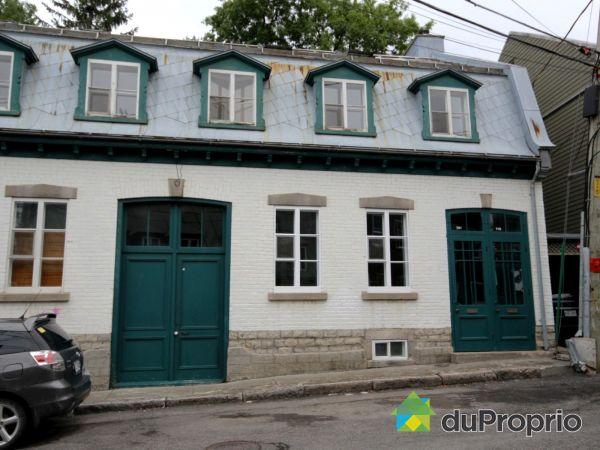 779-781, rue Saint-Olivier, St-Jean-Baptiste for sale