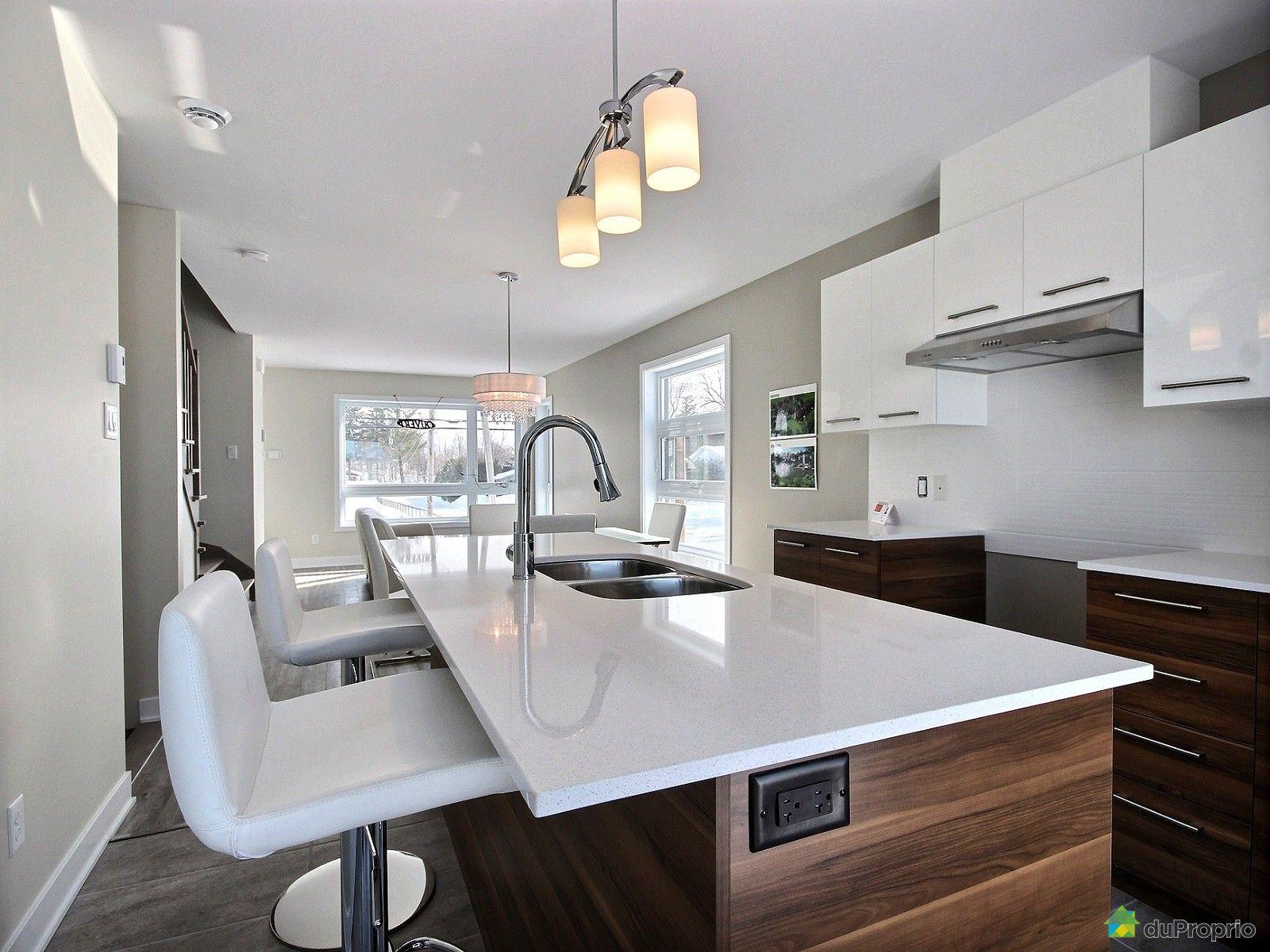 Kitchen - 704 place Rancourt - Par Rancourt Construction, L'Épiphanie for sale