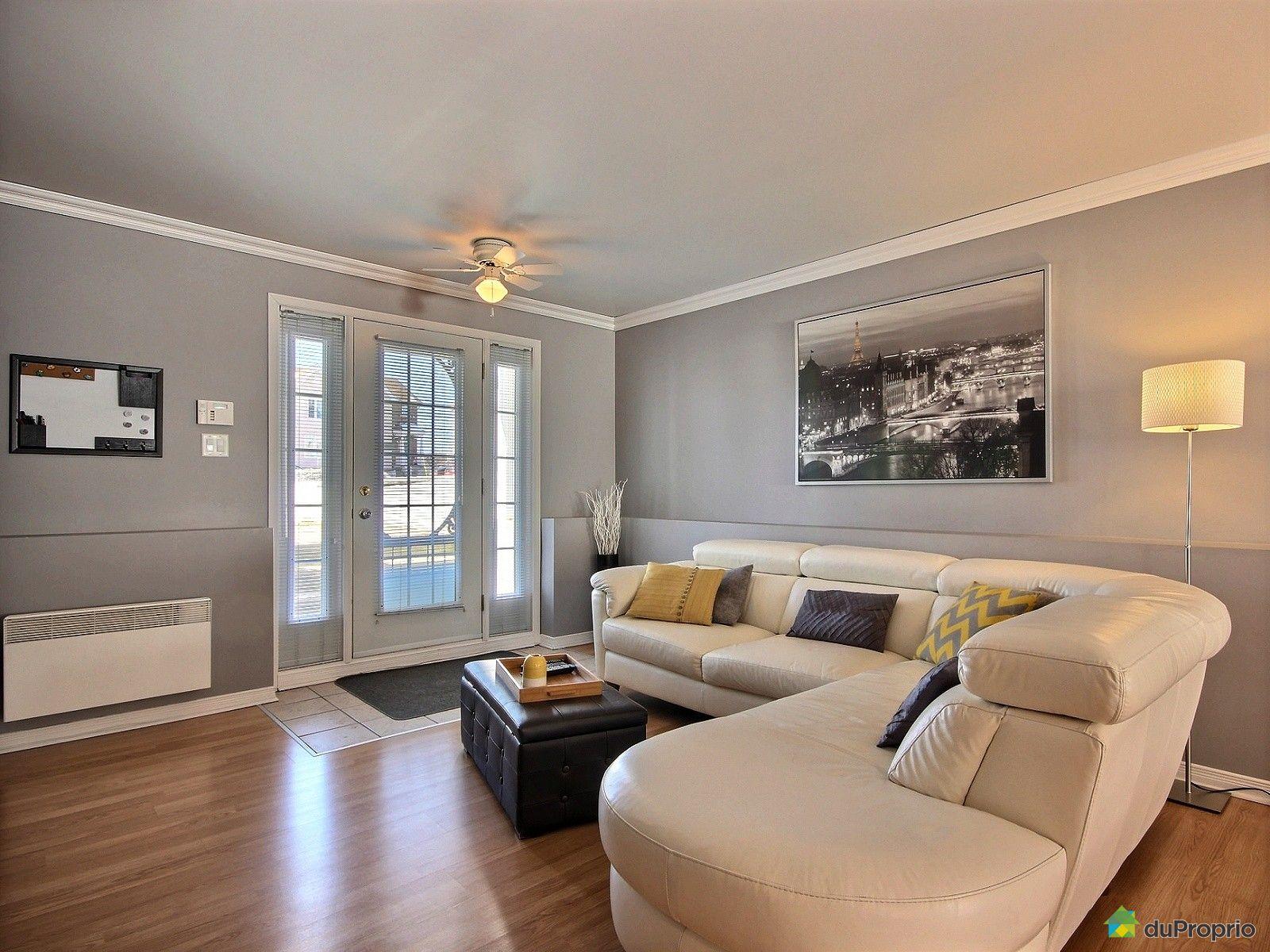 Living Room - 2429 rue Schulz, St-Jérôme (Lafontaine) for sale