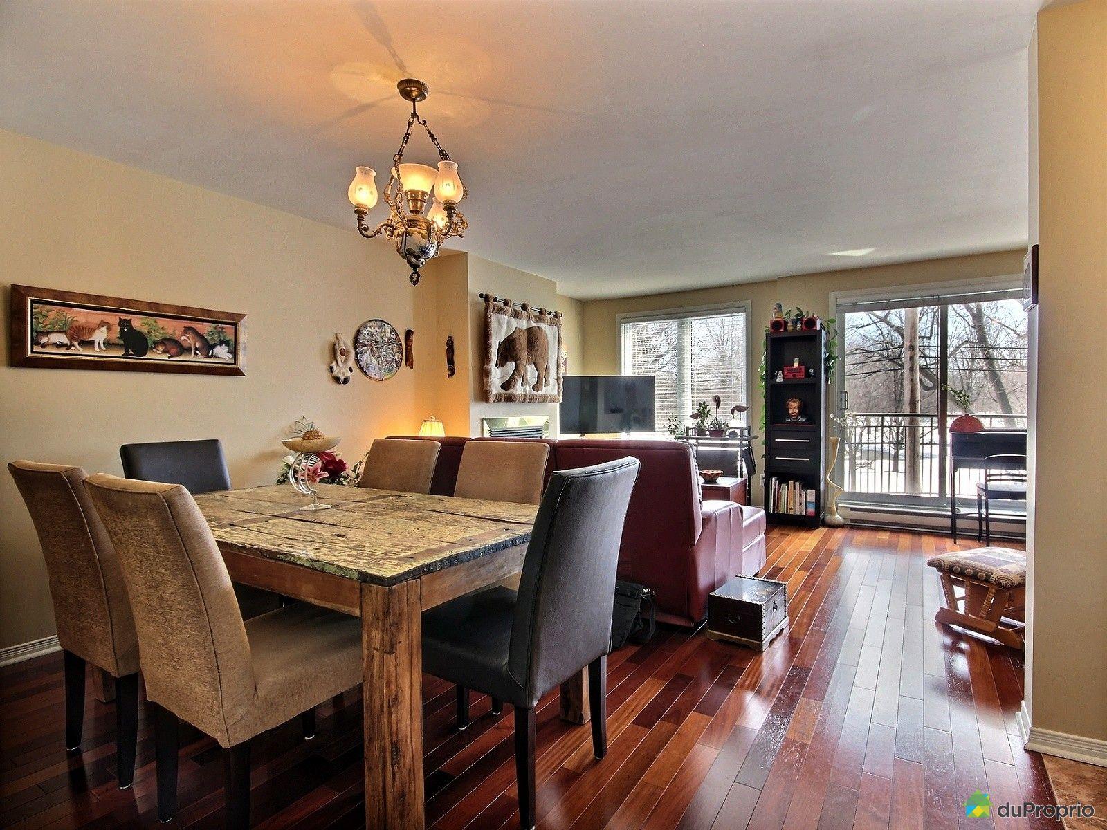 Dining Room / Living Room - 6-1260 rue Saint-Antoine, Lachine for sale