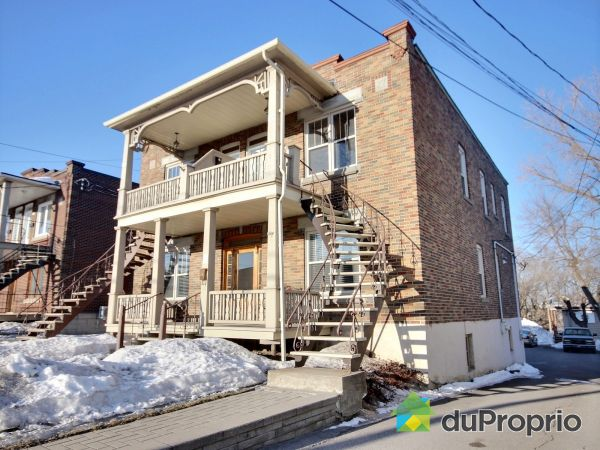 Side View - 123-125-127-129-131-133, chemin Saint-Louis, Beauharnois (Beauharnois) for sale