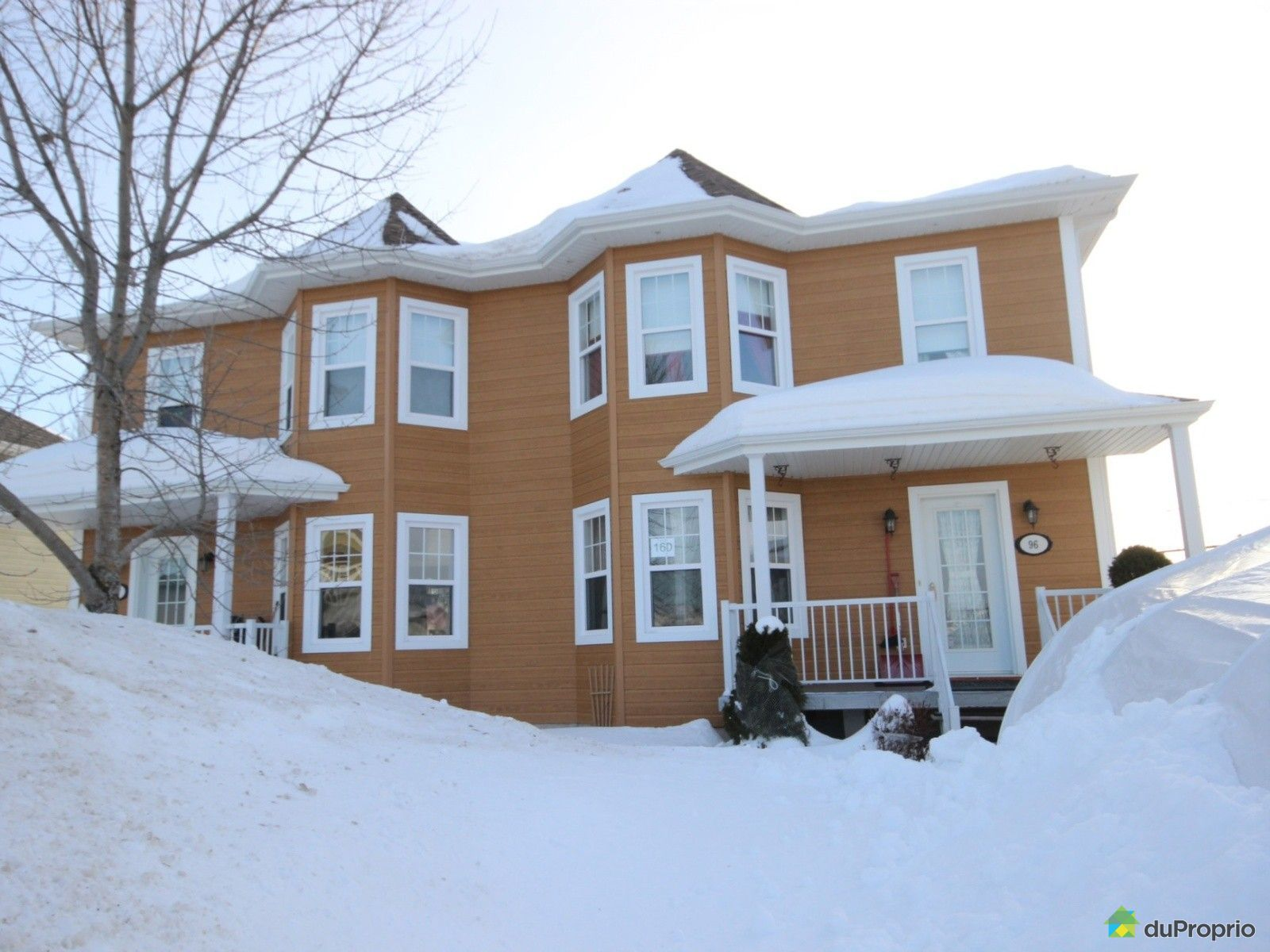 Winter Front - 160 avenue des Arbrisseaux, Breakeyville for sale