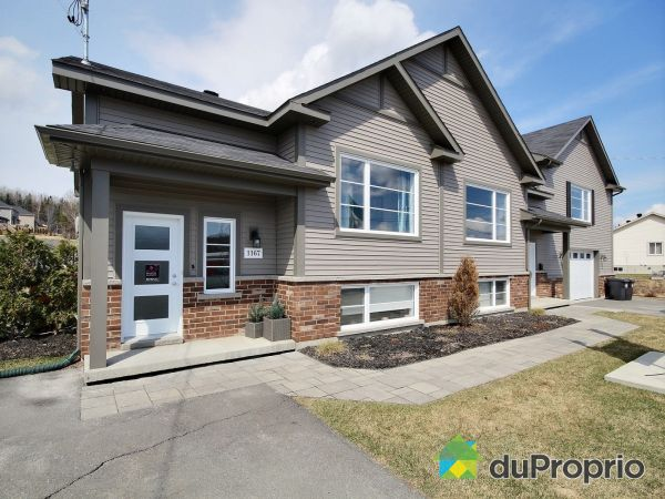 1167 rue Coeurs-des-Indes - Les Versants du Parc - Par les Constructions Christian Belleau, Sherbrooke (Fleurimont) for sale
