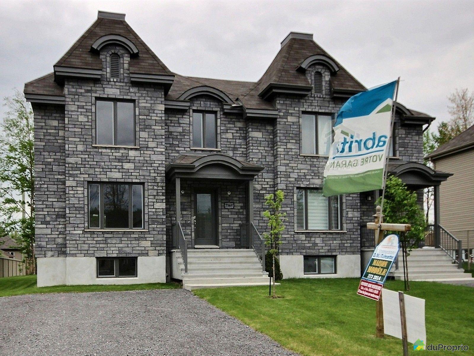 2489 boulevard Hamelin, Modèle Chabanel - Boisé du Château - Par Construction D.M. Turcotte, Trois-Rivières (Trois-Rivières) for sale